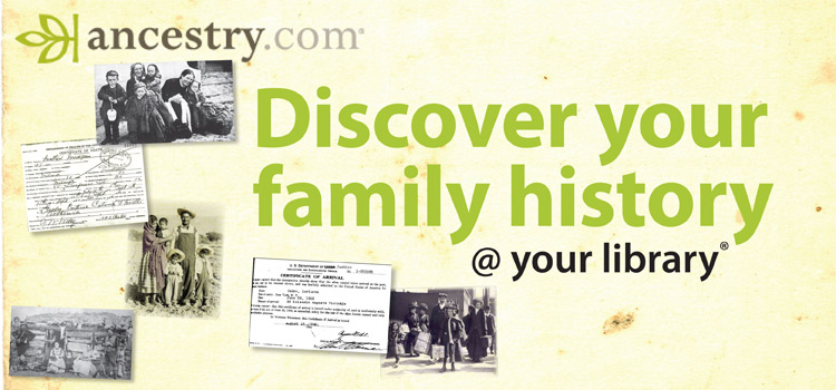 Ancestry Library Edition Now Available
