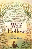 Wolf Hollow -