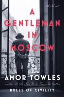 A Gentleman in Moscow -